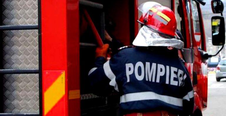 Țeavă de gaz fisurată lângă Spitalul Grigore Alexandrescu din Capitală