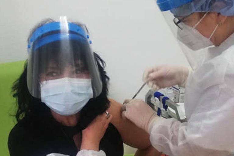 Câte doze de vaccin au fost administrate în România, de la ultima raportare