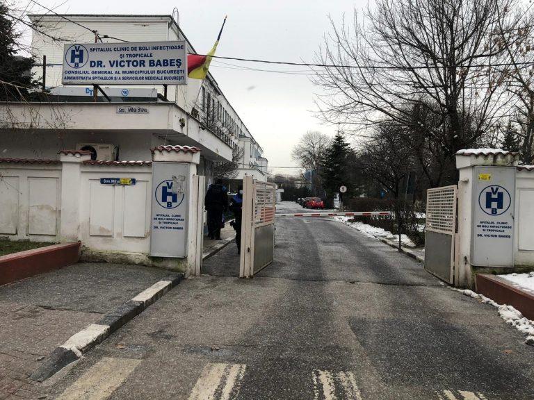 """VIDEO Klaus Iohannis, despre incendiul de la """"Matei Balş"""": Sunt probleme structurale în spitale."""