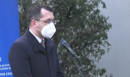 """Ministrul Sănătății s-a întâlnit cu sindicaliştii de la Federația """"Solidaritatea Sanitară"""""""
