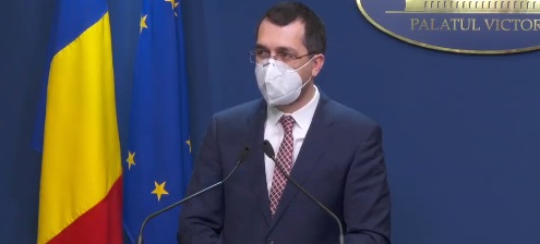 """Vlad Voiculescu, despre bugetul Ministerului Sănătății: Este """"un pic mai mare"""" faţă anul trecut"""