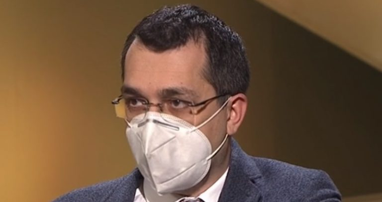 Vlad Voiculescu: Probabil că va trebui să trăim într-un fel sau altul cu o formă sau alta a SARS-CoV-2