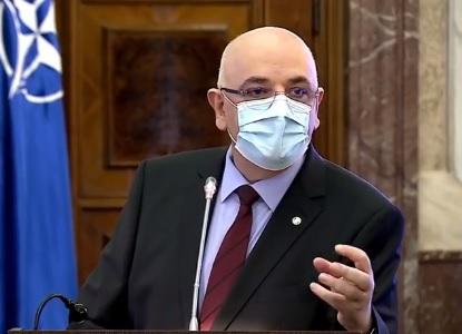 Arafat a anunţat că paturile ATI COVID au fost suplimentate în Bucureşti