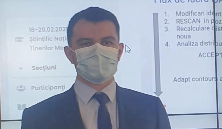 VIDEO Dr.Cristian Lungulescu despre importanța Forumului Științific Național al Tinerilor Medici Oncologi