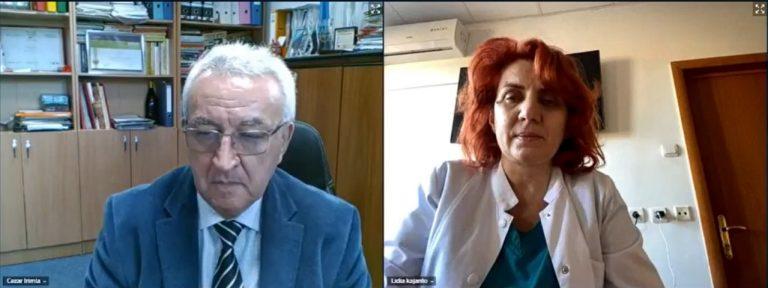 VIDEO Principalele provocări în managementul bolnavilor de cancer, în contextul pandemiei de COVID-19