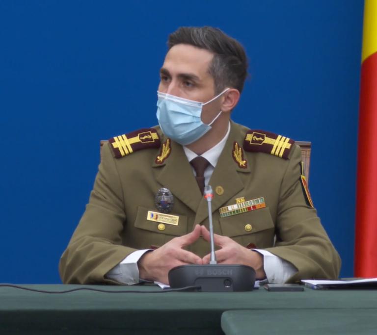 Valeriu Gheorghiță: Din 7 mai, se modifică modalitatea de prezentare la centrele de vaccinare anti-COVID-19