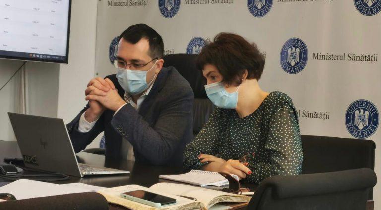 Voiculescu: Pandemia nu a făcut ca toate celelalte probleme de sănătate cronice sau acute să dispară