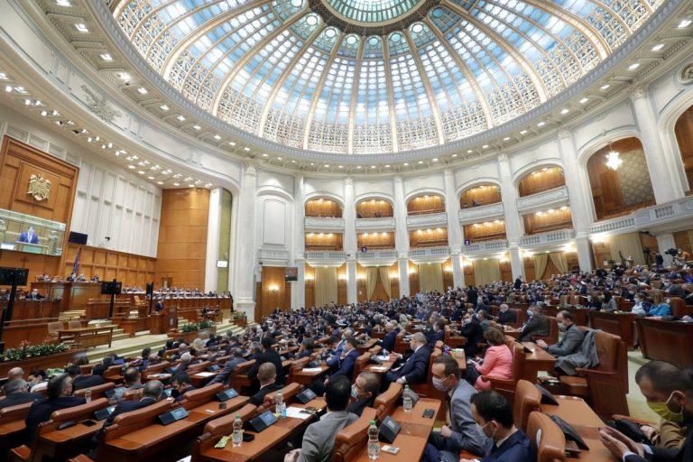 Parlamentul a adoptat legea bugetului de stat pe 2021