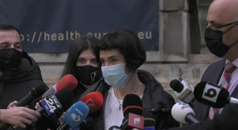 Dr. Andreea Moldovan: Este o creştere mai mare a numărului de cazuri COVID într-un interval foarte scurt