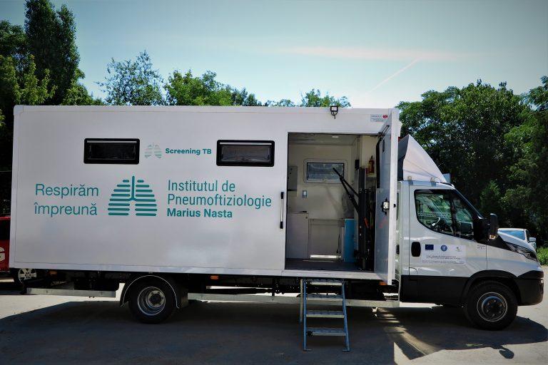 Testare gratuită a sănătății plămânilor, în zonele rurale din județul Neamț