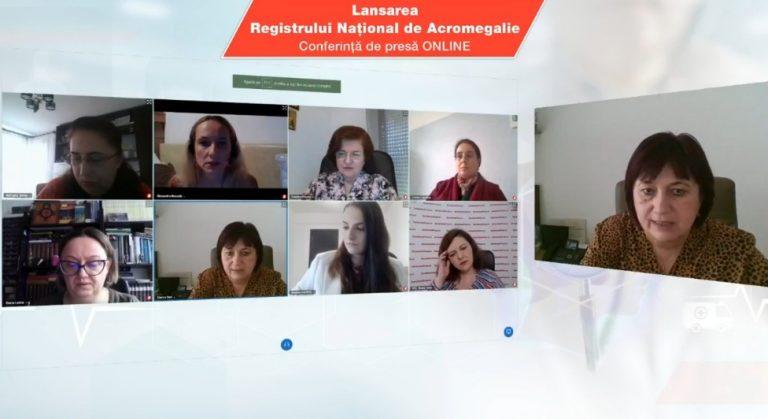 Dorica Dan: Registrul Național de Acromegalie, o metodă de a vedea cum se răspunde la nevoile pacienților