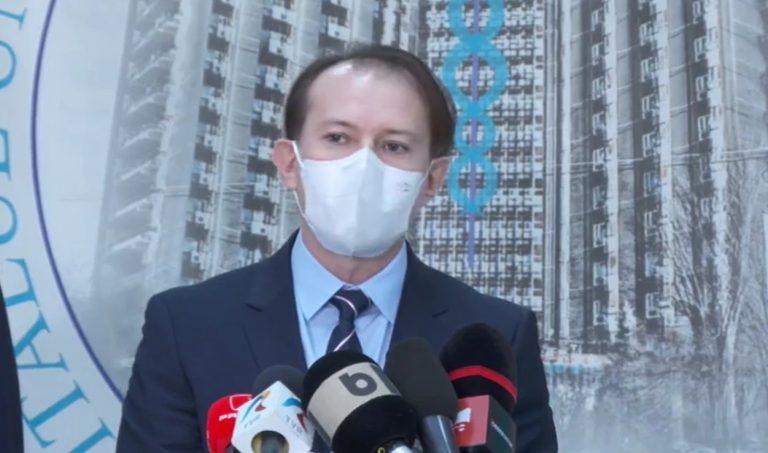 Florin Cîțu: Am ajuns la persoana vaccinată cu numărul 1.000.000. Lucrurile vor merge mai rapid de acum