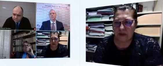 Dr. Carmen Pantiș: Avem un număr de aproximativ 300 de medici la 100.000 de locuitori