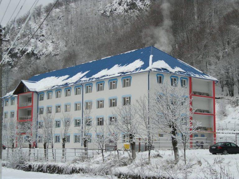 Incendiu la Spitalul de Psihiatrie din Cavnic. Peste 70 de pacienți evacuați