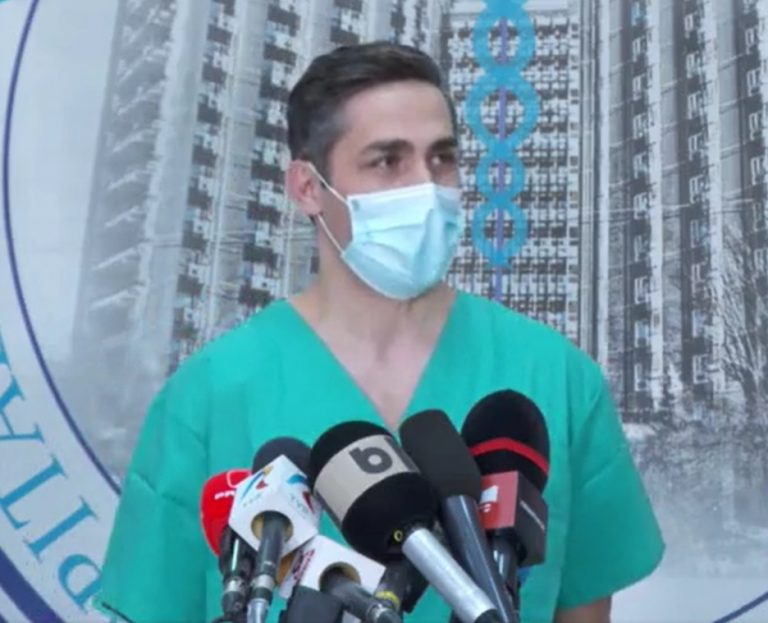 Valeriu Gheorghiță: Intenționez să fac și activitate de voluntariat în anumite centre de vaccinare anti-COVID
