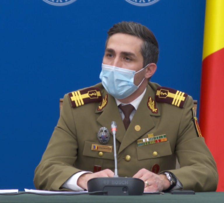 Valeriu Gheorghiță: E o problemă în toate centrele de vaccinare cu plata medicilor care vaccinează