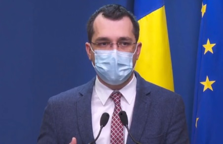Voiculescu: Pandemia ne-a arătat că sănătatea nu depinde doar de sistemul medical, ci de întreaga comunitate