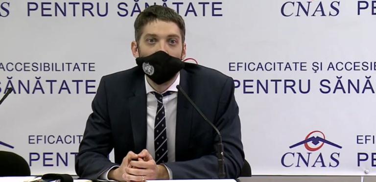 Adrian Gheorghe, despre acțiunile prioritare ale CNAS, în perioada 2021-2022