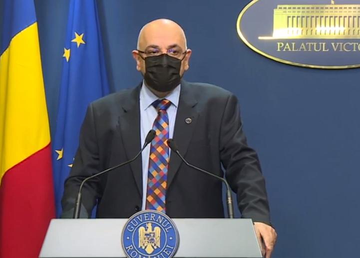 Raed Arafat: Tirurile de ATI sunt în garanție