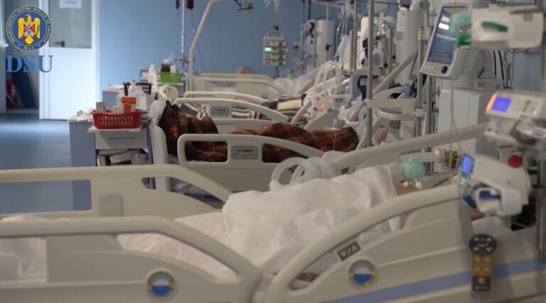 """UPDATE Incident """"Victor Babeș"""",reacţia DSU:Personalul medical a semnalat intrarea în avarie a ventilatoarelor"""
