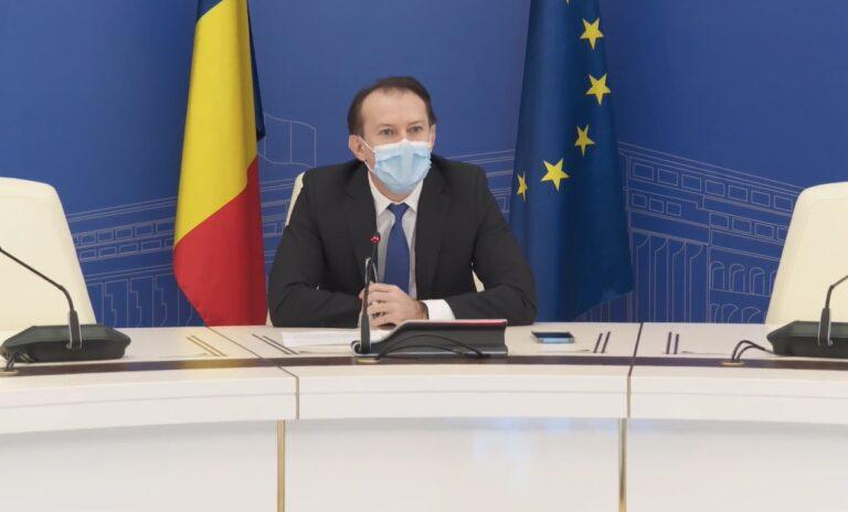Cîțu: Bucureşti are cea mai mare rată de vaccinare din ţară. Vaccinarea, singura soluţie de a depăşi pandemia