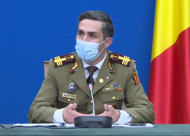 Gheorghiță: Disfuncţionalităţile de la Registrul de vaccinare, din cauza numărului foarte mare de accesări