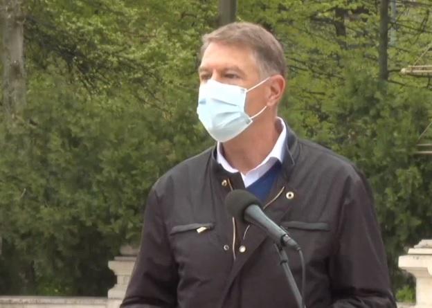 Iohannis: Vom dispune de suficiente doze de vaccin antiCOVID