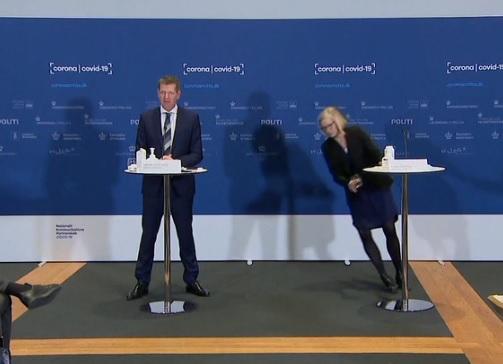 Incident în Danemarca: Șefa Agenției medicamentelor a leșinat în timpul conferinței de presă