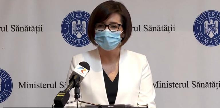 """Ministrul Sănătății: În minister este o nevoie """"acută"""" de un departament de digitalizare."""