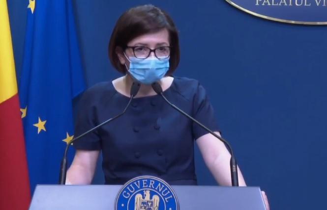 MS: Ioana Mihăilă, întrevedere cu ambasadoarea Republicii Franceze în România