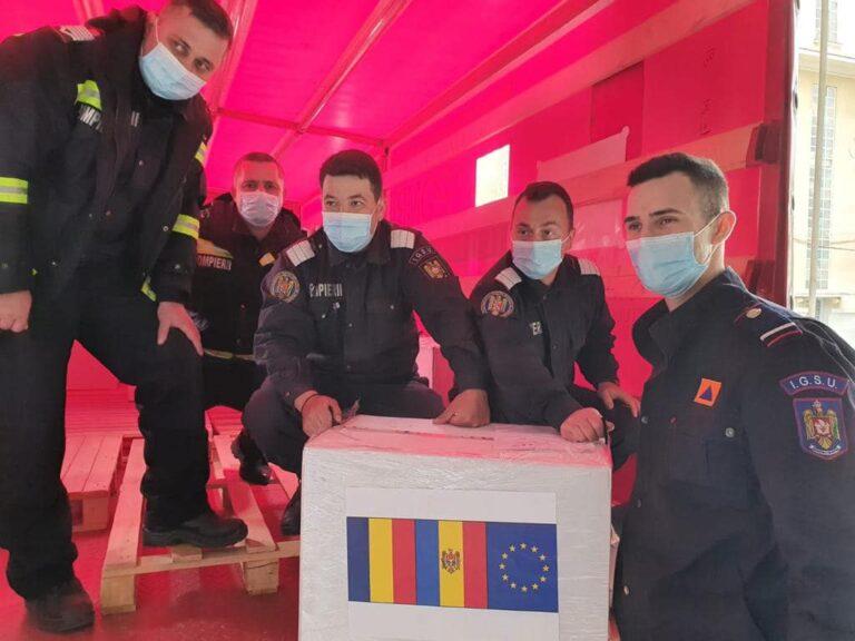 Alte 132.000 de doze de vaccin anti-COVID au plecat din România spre Republica Moldova