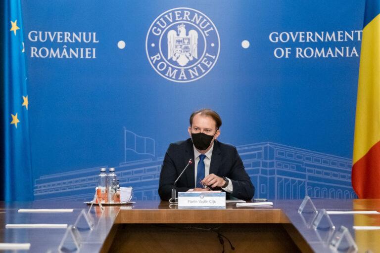 Ședință de Guvern, vineri seară, pentru aprobarea noilor măsuri de relaxare, începând cu 15 mai