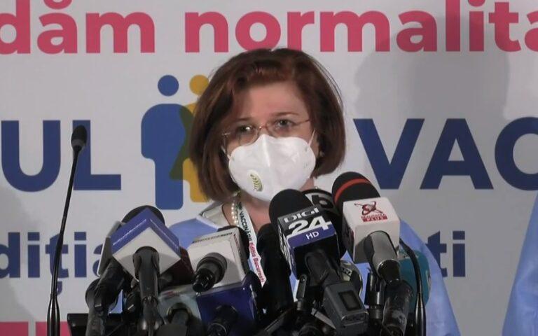 Prof. Dr. Cătălina Poiană, despre Maratonul vaccinării de la Bucureşti: Este un proiect ambiţios