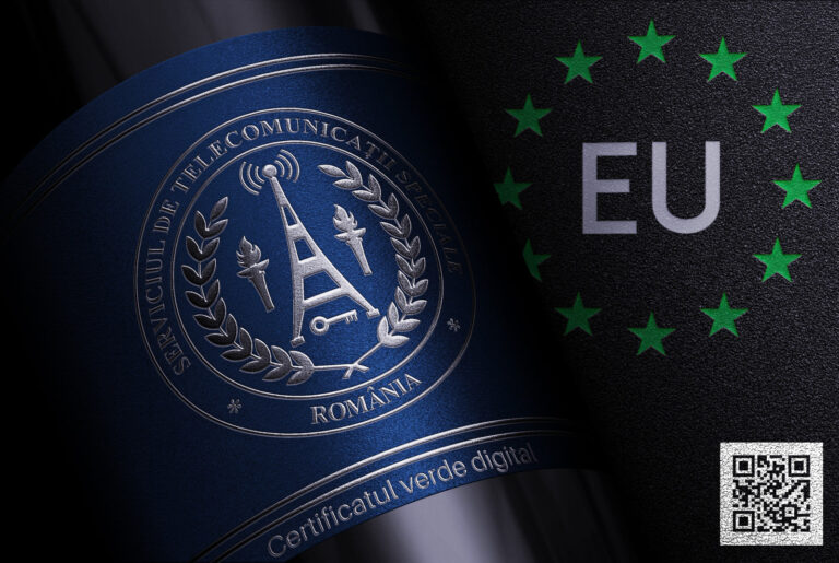 Senatul a aprobat OUG privind certificatul digital referitor la COVID-19