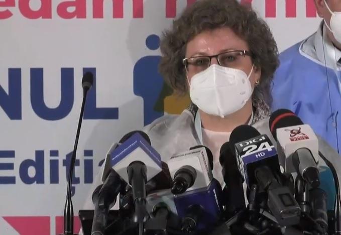 Conf.univ.dr. Diana Păun: Sistem farmaceutic adaptat exigențelor viitorului, în context post-pandemic