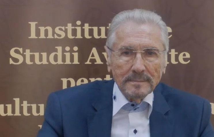 (P) Emil Constantinescu: Fiecare doctor are privilegiul de a curma sau alina suferințele vieții