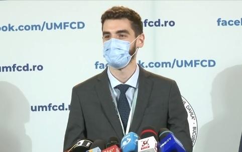 Preşedintele SMMR, despre numărul celor imunizaţi la Maratonul Vaccinării de la Bucureşti