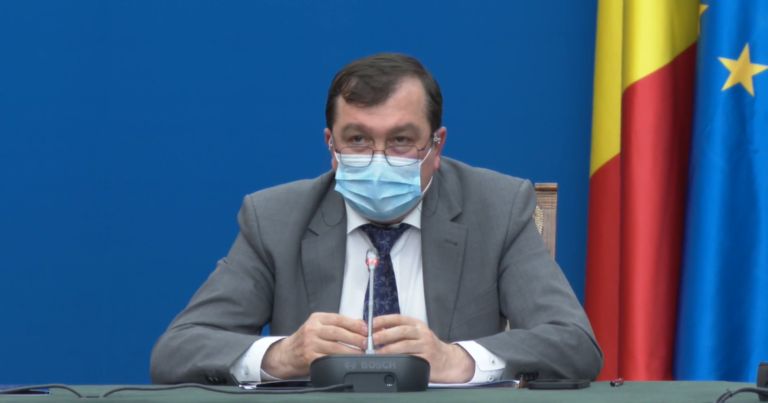 Prof.Dr. Viorel Jinga, despre Maratonul Vaccinării București:Vor fi 50 de fluxuri, operate de 1.200 voluntari