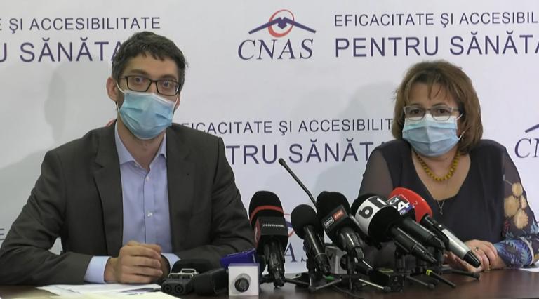 Președintele CNAS, despre decontarea tratamentului pacienţilor cu SARS-CoV-2: Va fi bazat pe un tarif pe caz