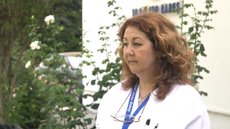 VIDEO Conf. Dr. Simin Aysel Florescu, despre valul patru al pandemiei de COVID-19 în România