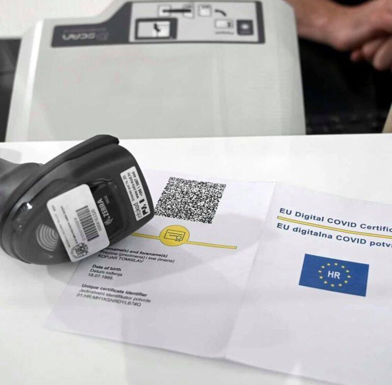 Italia: Certificatul sanitar COVID-19, obligatoriu şi pentru acces în mijloace de transport pe distanţe lungi