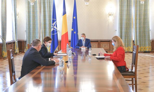 Președintele Klaus Iohannis: Virusul cu care ne confruntăm este departe de a fi ținut sub control